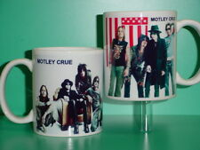 MOTLEY CRUE - Tommy Lee - with 2 Photos - Designer Collectible GIFT Mug 02