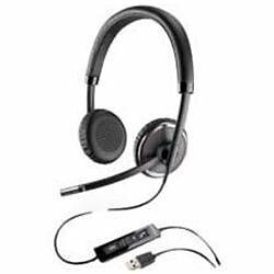 Plantronics 88861-02 Blackwire C520-M USB A Binaural Headset *New*