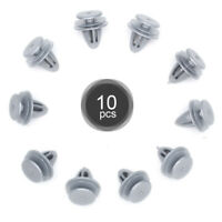 10pcs  Interior Door Card Panel Trim Retainer Clips For Honda Civic Del sol TOP