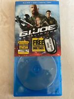 G.I. Joe: Retaliation (2013, DVD Only)