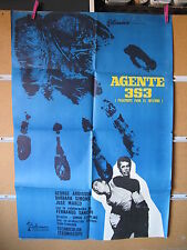 A2884 AGENTE 3S3 PASAPORTE PARA EL INFIERNO SOLIMA GEORGE ARDISSON