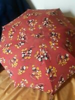"VINTAGE 1950""s WALT DISNEY MICKEY MOUSE UMBRELLA"