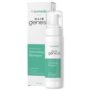 Hairgenesis Shampoo for Hair Loss, Regrowth & Thinning Hair - 222ml