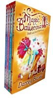 Magic Ballerina Darcey Bussell Jade Series Collection 4 Books Set BRAND NEW