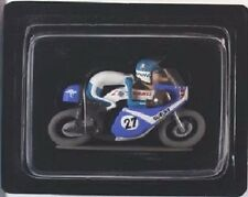 Moto Joe Bar Team Suzuki TR 750 de Jack Findlay  1/18 figurine