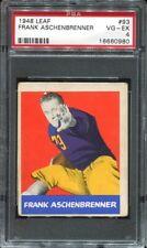 1948 Leaf #93 Frank Aschenbrenner PSA 4 Northwestern University .
