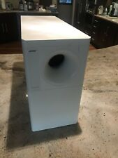 Bose Acoustimass 5 Series III Subwoofer White used