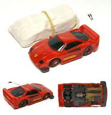 1991 TYCO HO Slot Less Wide Pan TCR Ferrari F40 Street Car Unused 6331 Set Only