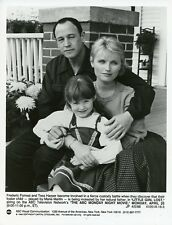TESS HARPER MARIE MARTIN FREDERIC FORREST LITTLE GIRL LOST 1988 ABC TV PHOTO