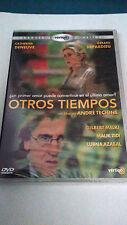 """DVD """"OTROS TIEMPOS"""" PRECINTADA ANDRE TECHINE CATHERINE DENEUVE GERARD DEPARDIEU"""
