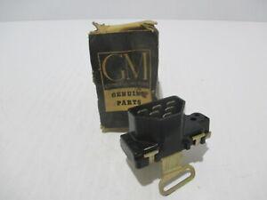 NOS 1961-1964 GM TURN SIGNAL CIRCUIT SWITCH #6257036 PONTIAC TEMPEST CORVAIR