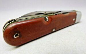 1953 Elsener Schwyz Victoria 93mm Model 1951 Soldier Swiss Army Knife