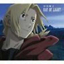 Fullmetal Alchemist anime Music Soundtrack Japanese Cd Ray Of Light 10