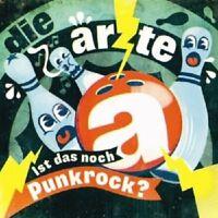 DIE ÄRZTE - IST DAS NOCH PUNKROCK?  CD SINGLE ROCK MIDDLE OF THE ROAD NEU