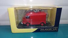 Citroën type H véhicule de diffusion d'alertes 1958 ELIGOR pompiers 1/43