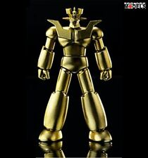 Absolute Chogokin Dynamic Characters MAZINGER Z GOLD Metallo Bandai 8cm New