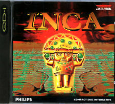 CDI INCA CD-I Philips CDi game CD-I  Magnavox