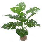 Large 43cm Artificial Plants Home Office Indoor Garden Faux Plant Tree Pot *Q