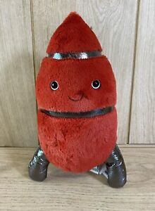 """Jellycat Cosmopop Rocket 10"""" Soft Plush Toy - New with Tags"""