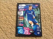 Match Attax 2019/2020 Mason Mount base card Mint New & Rare FREE P&P Chelsea RS3