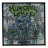 MUNICIPAL WASTE official Patch SLIME AND PUNISHMENT Aufnäher U.S. Thrash Metal