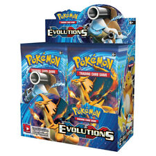 Pokemon TCG XY Evolutions Booster Box NEW