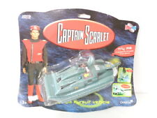 Captain Scarlet Spectrum Pursuit Vehicle with phrases 2001 Mint on Card