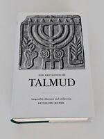 Der babylonische Talmud - Reinhold Mayer   Buch < Zustand sehr gut >