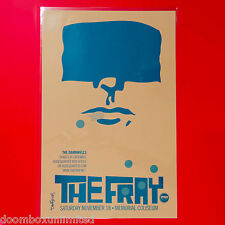 THE FRAY 2006 original 11x17 Concert Promo Poster. Portland OR. Mint