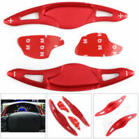 Steering Wheel Décalage Pagayer Shifter Pour Honda New Fit 2017-2018 RED A