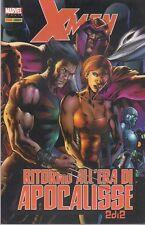 X-MEN: RITORNO ALL'ERA DI APOCALISSE 2 DI 2 EDIZIONI PANINI