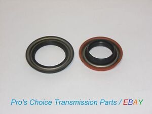 Front Pump & Extension Housing Oil Seal Kit--Fits 4R70W 4R75W 4R75E Transmission