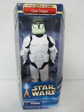 2002 Star Wars AOTC 12 in Clone Trooper