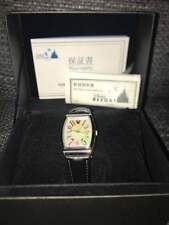 Rare Club 33 Limited Watches Leather Band w/Box Tokyo Disney Land Resort