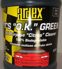 Autocare - All Purpose Cleaner Concentrate (Ardex It's OK Green) 1-Gal.