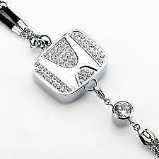 Honda Emblem Car Rhinestone Diamond Logo Perfume Air Freshener Gift