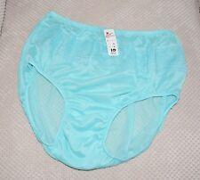 "NIX C NP10 - Soft silky nylon ladies panties / knickers, BN, waist to 36+"""