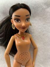 Disney Princess My Time Singing Elena of Avalor Doll Nude