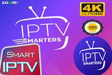 IP*TV Abonnement 12 mois (M3U✔️SMART TV✔️ANDROID✔️MAG✔️) 😱 18 Euro 😱