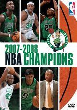 2008 NBA Champions Boston Celtics Basketball DVD