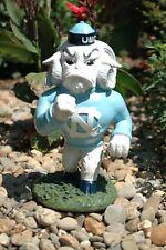 North Carolina Tar Heels Painted Mascot Garden Statue