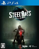 NEW PS4 Steel rats with Digital Soundtrack PlayStation4 JAPAN OFFICIAL IMPORT