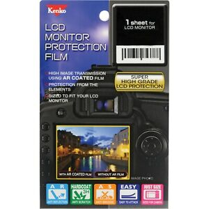 Kenko LCD Monitor Screen Protection Film for Canon 5D Mark II DSLR - NEW!