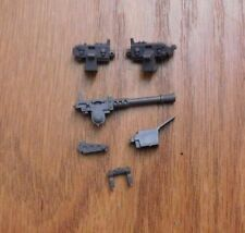 Imperial Guard Chimera Heavy Stubber and Storm Bolter Bits