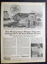 Original 1962 Spencer Ad Photo Endorsed by Ray Reed of Loogootee, Illinois