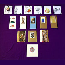 Assortment of 15 Blank Cards with Envelopes - Royal Collection, Fruit & Flower