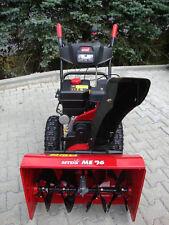Schneefräse MTD ME76 zweistufig Elektrostarter Radantrieb Benzinmotor neu!