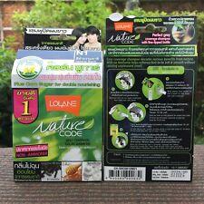 LOLANE Easy Herbal Color Shampoo Non – Ammonia , Natural Black Plus Corn Sugar
