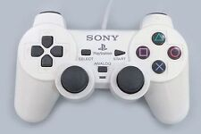 Sony Analog Controller Dualshock 2 Ceramic White SCPH-10010 PlayStation 2 PS2