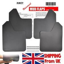 Mud Flaps  Splash Guards Mudflaps 4pcs-Set Front or Rear Universal Mudguards